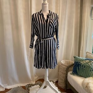 ATM Anthony Thomas Melillo Silk ShirtDress